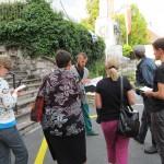 Erinnern Gailtal - Erinnern-Stadtspaziergang am 14. August 2013 (4)
