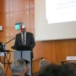 Landtagspräsident Rohr
